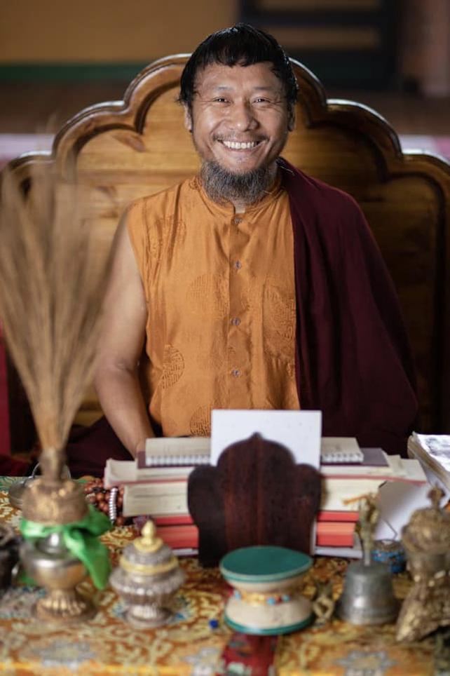 Tulka Dakpa Rinpoche